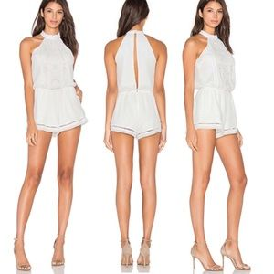 Lovers + Friends NWT Women's Your Girl Romper  S